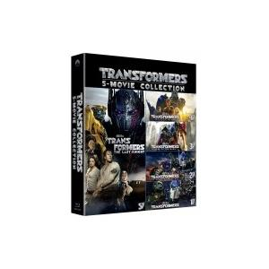 トランスフォーマー ブルーレイシリーズパック 特典ブルーレイ付き【初回限定生産】 〔BLU-RAY DISC〕