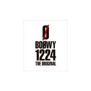 BOΦWY (BOOWY) ボウイ / 1224 -THE ORIGINAL- (Blu-ray 5.1ch)  〔BLU-RAY DISC〕|hmv