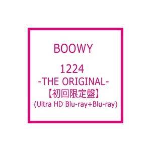 BOΦWY (BOOWY) ボウイ / 1224 -THE ORIGINAL- 【初回限定盤】(Ultra HD Blu-ray+Blu-ray 5.1ch)  〔BLU-RAY DISC〕|hmv
