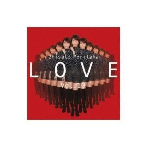 """森高千里 モリタカチサト / デビュー25周年企画 森高千里 セルフカバーシリーズ """"LOVE"""" Vol.10 (2DVD+2CD)  〔DVD〕 hmv"""