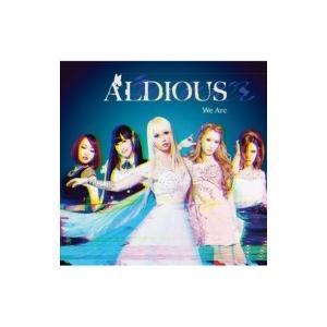 Aldious アルディアス / We Are 【初回限定盤】(+DVD) 〔CD〕