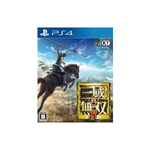 Game Soft (PlayStation 4) / 真・三國無双8 通常版  〔GAME〕|hmv