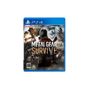 Game Soft (PlayStation 4) / METAL GEAR SURVIVE  〔GAME〕|hmv