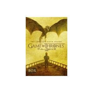 ゲーム・オブ・スローンズ 第五章: 竜との舞踏 DVDセット  〔DVD〕|hmv