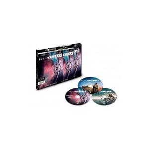 インターステラー <4K ULTRA HD & ブルーレイセット>(3枚組)  〔BLU-RAY DISC〕|hmv
