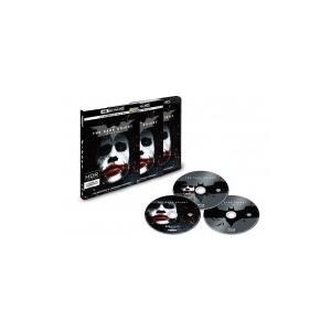 ダークナイト <4K ULTRA HD & ブルーレイセット>(3枚組)  〔BLU-RAY DISC〕|hmv