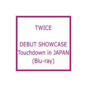"TWICE / DEBUT SHOWCASE ""Touchdown in JAPAN"" (Blu-ray) 〔BLU-RAY DISC〕"