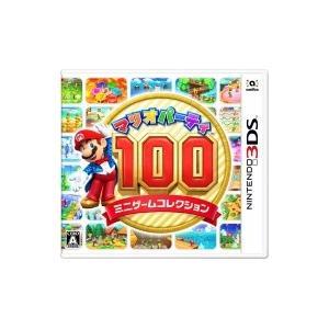 ニンテンドー3DSソフト / マリオパーティ100 ミニゲームコレクション  〔GAME〕|hmv