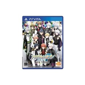 Game Soft (PlayStation Vita) / アイドリッシュセブン Twelve Fantasia! 通常版  〔GAME〕|hmv