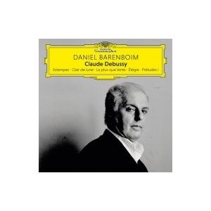 Debussy ドビュッシー / 月の光〜ドビュッシー:ピアノ名曲集 ダニエル・バレンボイム 国内盤...