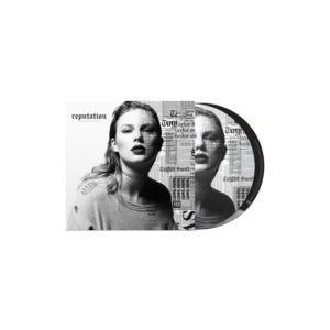 Taylor Swift テイラースウィフト / Reputation (ピクチャー仕様 / 2枚組アナログレコード / 6thアルバム)  〔LP〕|hmv