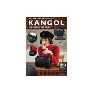 KANGOL MONOGRAM BAG BOOK / 書籍  〔ムック〕|hmv
