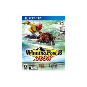 Game Soft (PlayStation Vita) / 【PS Vita】Winning Post 8 2018  〔GAME〕|hmv