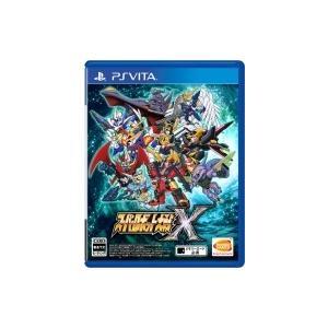 Game Soft (PlayStation Vita) / 【PS Vita】スーパーロボット大戦X  〔GAME〕 hmv