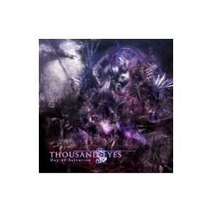 THOUSAND EYES / DAY OF SALVATION 【初回限定盤】(+DVD)  〔CD〕|hmv