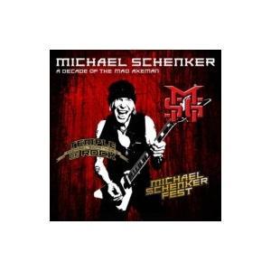 Michael Schenker マイケルシェンカー / Decade Of The Mad Axeman:  神記録 国内盤 〔CD〕|hmv