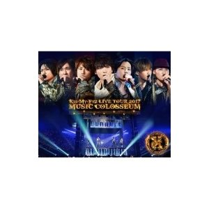 Kis-My-Ft2 キスマイフットツー / LIVE TOUR 2017 MUSIC COLOSSEUM (Blu-ray)  〔BLU-RAY DISC〕