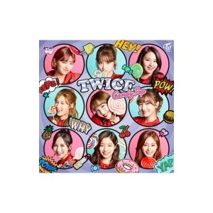 TWICE / Candy Pop 【通常盤】 ...の商品画像