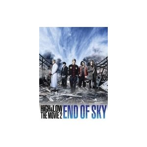 HiGH  &  LOW THE MOVIE 2〜END OF SKY〜  <豪華盤>  〔BLU-RAY DISC〕|hmv