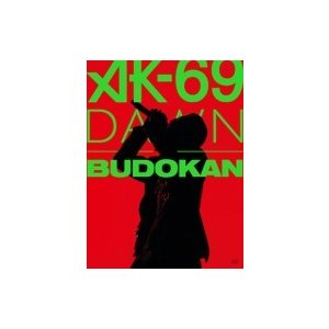 AK-69 エーケーシックスナイン / DAWN in BUDOKAN 【初回限定盤】(2DVD)  〔DVD〕|hmv