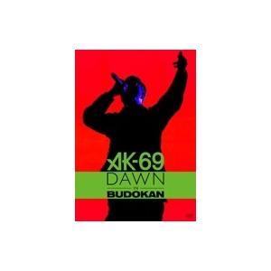 AK-69 エーケーシックスナイン / DAWN in BUDOKAN  〔DVD〕|hmv