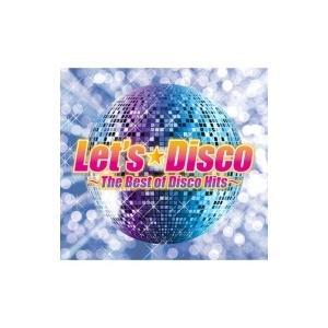 オムニバス(コンピレーション) / Let's Disco 〜The Best Of Disco Hits〜 (3CD) 国内盤 〔CD〕|hmv