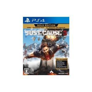 Game Soft (PlayStation 4) / ジャストコーズ3 ゴールドエディション  〔GAME〕|hmv