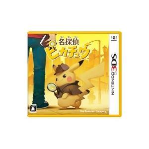 ニンテンドー3DSソフト / 名探偵ピカチュウ  〔GAME〕|hmv
