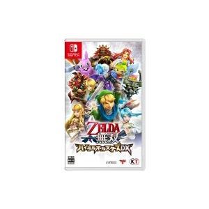 Game Soft (Nintendo Switch) / 【Nintendo Switch】ゼルダ無双 ハイラルオールスターズ DX  〔GAME〕|hmv
