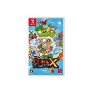 Game Soft (Nintendo Switch) / キューブクリエイターX  〔GAME〕|hmv