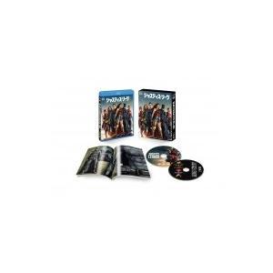 【初回仕様】ジャスティス・リーグ  ブルーレイ&DVDセット(2枚組/ブックレット付)  〔BLU-RAY DISC〕|hmv
