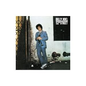 Billy Joel ビリージョエル / 52nd Street:  ニューヨーク52番街 (アナログレコード / ソニー自社一貫生産)  〔LP〕 hmv