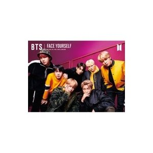 BTS (防弾少年団) / FACE YOURSELF 【初回限定盤B】 (CD+DVD)  〔CD〕|hmv