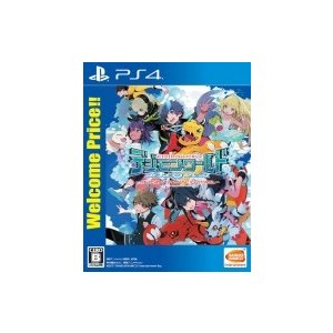 Game Soft (PlayStation 4) / デジモンワールド -next 0rder- INTERNATIONAL EDITION Welcome Price!!  〔GAME〕|hmv