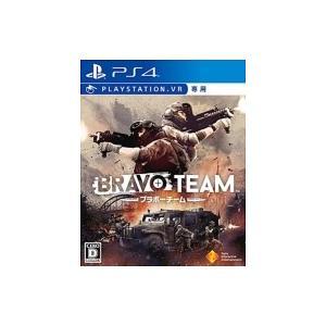 Game Soft (PlayStation 4) / Bravo Team (※PlaystationVR専用ソフト)  〔GAME〕|hmv