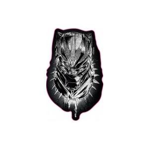 ブラックパンサー  /  ダイカットステッカーB  〔Goods〕 hmv