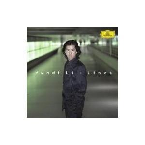 クラシック / Liszt リスト / ラ・カンパネラ〜ユンディ・リ/リスト・リサイタルCDの商品画像|ナビ
