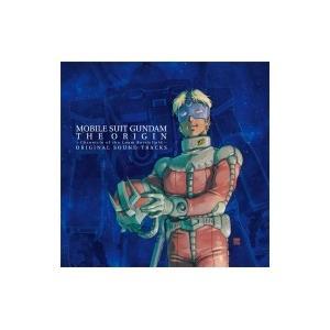 ガンダム / アニメ『機動戦士ガンダム THE ORIGIN』V & VI ORIGINAL SOUND TRACKS 国内盤 〔CD〕