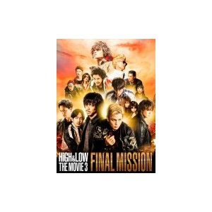 HiGH & LOW THE MOVIE 3 〜FINAL MISSION〜<通常盤> 〔DVD〕