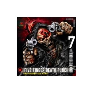 Five Finger Death Punch / And Justice For None 【初回限定盤】 (+ボーナストラック3曲収録) 国内盤 〔CD〕 hmv