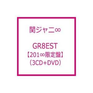 関ジャニ∞ / GR8EST 【201∞限定盤】(3CD+DVD)  〔CD〕|hmv