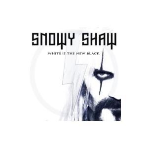 Snowy Shaw / White Is The New Black 国内盤 〔CD〕|hmv