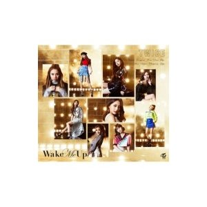 TWICE / Wake Me Up 【初回限定盤B】(CD+DVD)  〔CD Maxi〕|hmv