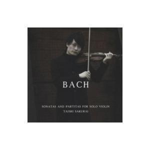 Bach, Johann Sebastian バッハ / 無伴奏ヴァイオリンのためのソナタとパルティータ 全曲 桜井大士(2CD) 国内盤|hmv