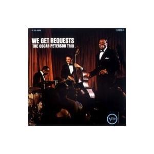 Oscar Peterson オスカーピーターソン / We Get Requests (Mqa  /  Uhqcd)  〔Hi Quality CD〕