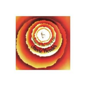 Stevie Wonder スティービーワンダー / Songs In The Key Of Life (2CD) <MQA / UHQCD>  〔Hi Quality CD〕|hmv