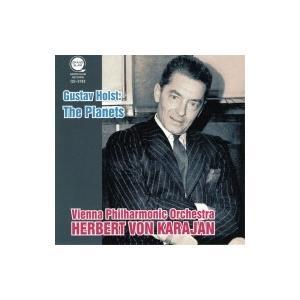 Holst ホルスト / 『惑星』 ヘルベルト・フォン・カラヤン&ウィーン・フィル(平林直哉復刻) 輸入盤 〔CD〕|hmv