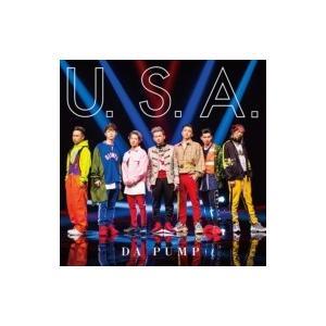 Da Pump ダ パンプ / U.S.A. 【初回限定生産盤A】(+DVD)  〔CD Maxi〕