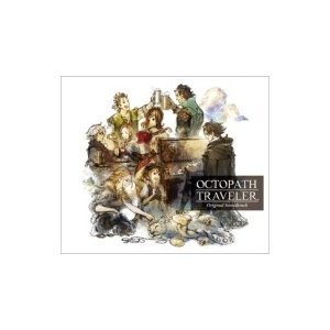 西木康智 / OCTOPATH TRAVELER Original Soundtrack 国内盤 〔CD〕|hmv