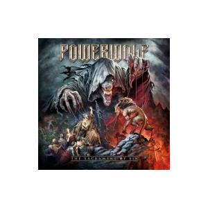 Powerwolf / Sacrament Of Sin 国内盤 〔CD〕|hmv